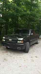 Super-charged AWD 2004 Chevrolet Pickup 1500 SS