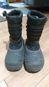 Size 8 toddler winter boots