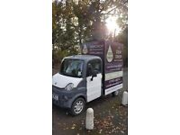 AIXAM mega van with small amout of miles on 600cc engine bought for small catering van project