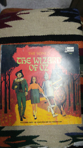 The Songs from The Wizard of Oz vinyl from 1969