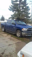 side railing and floor mats brand new