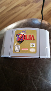 N64 zelda orcorina of time  /dreamcast 4controlers +20games