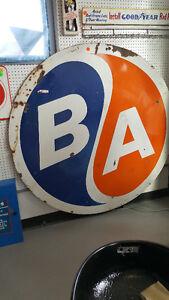 """5' 6"""" B/A Sign"""
