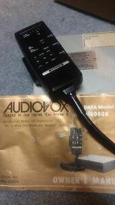 **READ AD**Audiovox MDU-6000A CB Radio-40.00 FIRM