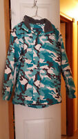 Youth girl's fall jacket size 14/16