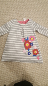 6 to 12 month gymboree dress