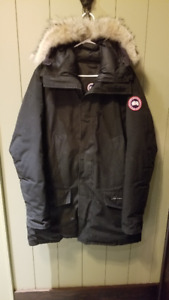 Mens XL Canada Goose Winter Parka