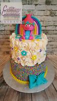 Gâteau - Baptême - Anniversaire - Shower