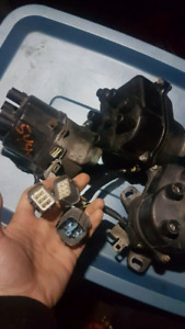 Oem honda single cam dizzys and ecu