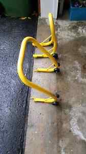 Pair of Motorcycle Stands ActiveProducts