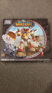 Mega Bloks World of Warcraft 91045 Goblin Shredder