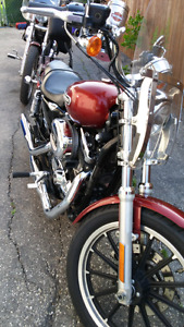 2009 HD Sportster 1200 Low