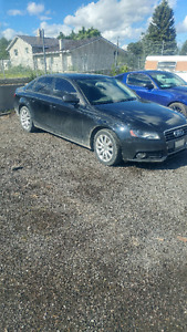 2012 audi A4 2.0t need gone