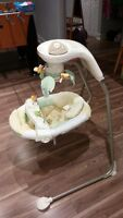 Balancoire fisher price Palason cradle