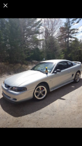 1995 mustang supercharged