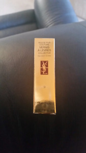 Brand new YSL Vernis A Levres Collector Glossy Stain