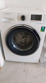 Samsung eco bubble 8 kg washing machine