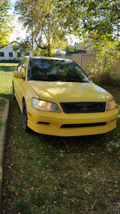 2003 Mitsubishi Lancer OZ Rally Edition