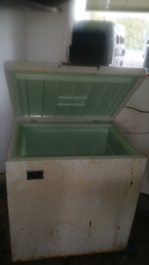 Imperial chest freezer