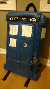 Doctor Who/Harry Potter items ($5-$40)