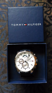 Tommy Hilfiger Men's Stainless Steel Watch _ NEW IN BOX