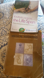 NSCC books used for Continuing Care Assistant last year