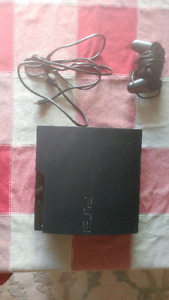 Mint condition PS3 with 4 games