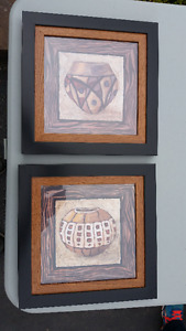 African/Ethnic Themed Framed Prints