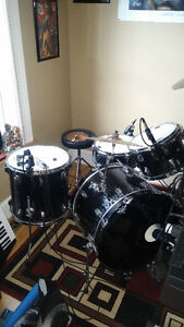 Partial Rogers' Drum Kit $450.00 obo