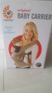 Authentic Ergo Baby Carrier