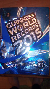 Guiness Book of World Records 2015