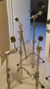Double Braced boom stands