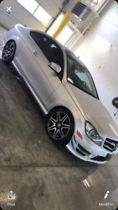 Mercedes Benz C350 2015