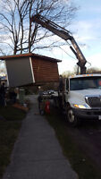 Hiab Crane Truck For Hire! (Lower mainland and Fraser Valley)