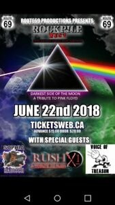 ROUTE69 PRODUCTIONDARKEST SIDE OF THE MOON TRIBUTE 2 PINK FLOYD