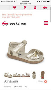 See Kai Run sandals size 8 Cambridge Kitchener Area image 2