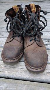 Dr. Martens boots.