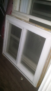 USED WINDOWS and PATIO DOORS