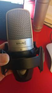 Shure ksm 27 condenser mic