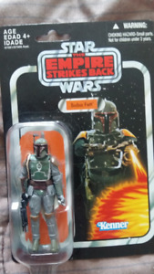 STAR WARS figurine VINTAGE COLLECTION VC09 BOBA FETT