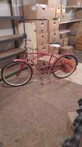 Vintage sears mans 's bike