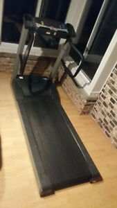 exerciseur, tapis roulant, T350HR Trimline,