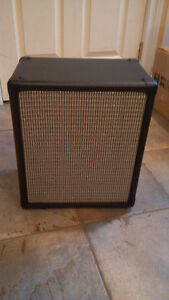 Solid Pine Cab, loaded with Celestion Speaker