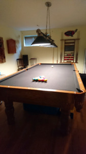 Table de billard pool Canada Billard Classic