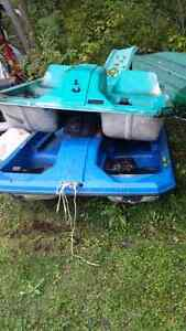 Paddle boats want gone