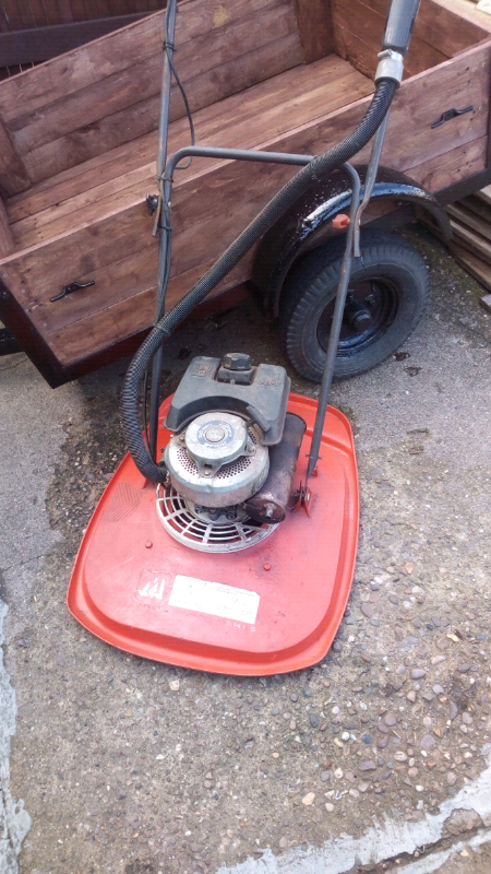 Petrol flymo lawn mower | in Grantham, Lincolnshire | Gumtree