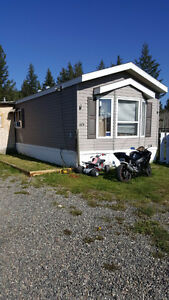 2 Bedroom 2 Bath Modular Home Forsale
