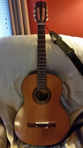 CLASSIC ANGELINA ACOUSTIC GUITAR NICE SOUND