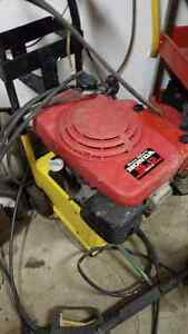 Honda gas pressure washer