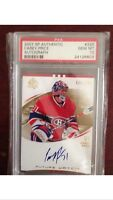 Carey Price, Sidney Crosby, Jonathan Toews RC Graded BGS 9.5
